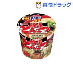 スーパーカップミニ 博多とんこつラーメン / スーパーカップ / カップラーメン カップ麺 インス...