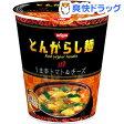 【企画品】日清のとんがらし麺 うま辛トマト&チーズ(1コ入)