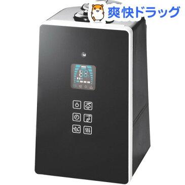 アルコレ ハイブリッド式加湿器 ブラック ASH601K(1)【アルコレ】【送料無料】