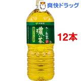 お〜いお茶 濃い茶(2L*12本入)