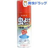 ピノーレ 虫よけスプレー 無香料(200mL)