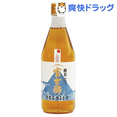 富士酢プレミアム(500mL)【飯尾醸造 富士酢】