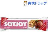 SOYJOY(ソイジョイ) ストロベリー(30g*12本入)【SOYJOY(ソイジョイ)】[soyjoy 12本 クッキー ビスケット ダイエット食品]