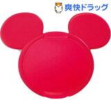 ミッキーマウス ウエットティッシュふた レッド(1コ入)