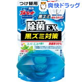 液体ブルーレットおくだけ 除菌EX 黒ズミ対策 スーパーミントの香り つけ替用(70mL)