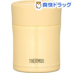 サーモス 真空断熱フードコンテナー JBJ-300 バニラ(1コ入)【サーモス(THERMOS)】[保温弁当箱 ランチジャー スープジャー お弁当箱]【送料無料】