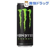 モンスター エナジー(355mL*24本入)[アサヒ飲料]【送料無料】