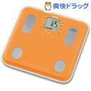 タニタ 体組成計 インナースキャン オレンジ BC-565-OR / インナースキャン / 体組成 体脂肪計...