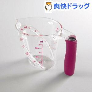 OXO アングルドメジャーカップ(小) ラズベリー 1174100 / オクソー(OXO) / キッチン用品★税...
