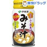 伊藤園 みそ汁(165g*30本入)