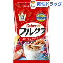 カルビー(calbee) フルグラ(380g)【フルグラ】[グラノーラ フルーツグラノーラ] - 爽快ドラッグ