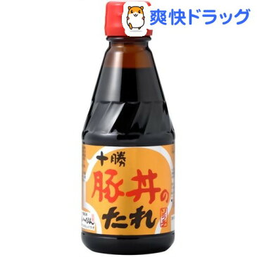 十勝豚丼のたれ(275g)【ソラチ】