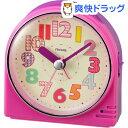 目覚まし時計 マグ クリップ T-735 PK-Z(1台)【マグ】