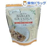 麦のいしばし 大麦グラノーラ 生姜味(40g)