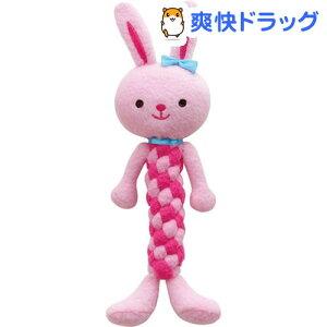 デンタルアニマル ウサギ(1コ入)[犬 歯磨き]