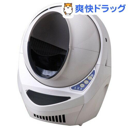 キャットロボット 全自動猫トイレ オープンエア(1台):爽快ドラッグ