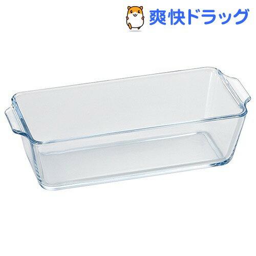 ベイクック 耐熱皿 パウンドケーキ Mサイズ H-3925(1コ入)