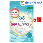 ソフィ シンクロフィット 多い日の昼用(12枚入*5コセット)【ソフィ】