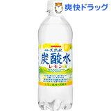 伊賀の天然水炭酸水 レモン(500mL*24本入)
