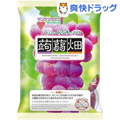 【ケース販売】蒟蒻畑 ぶどう 25g×12個入×12袋