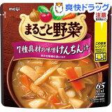 まるごと野菜 7種具材の味噌けんちん汁(200g)