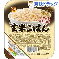 マルちゃん 玄米ごはん(160g)[マルちゃん レトルト ごはん インスタント食品]
