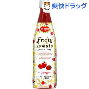 デルモンテ フルーティートマト / デルモンテ / トマトジュース 野菜ジュース☆送料無料☆デル...