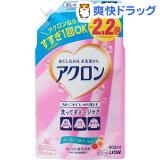 アクロン フローラルブーケの香り つめかえ用大(900ml)