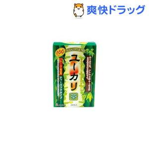 ユーカリ茶100% / お茶★税抜1900円以上で送料無料★ユーカリ茶100%(24包)[お茶]