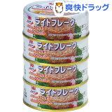 キョクヨー ライトフレークかつお油漬(70g*4)