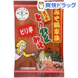 【石川県で大人気】まつや ピリ辛とり野菜みそ(200g)