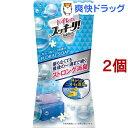 トイレのスッキーリ! Sukki-ri! 消臭芳香剤 フローラルソープの香り(400ml*2コセット)【スッキーリ!(sukki-ri!)】