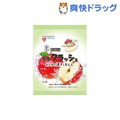 蒟蒻畑 ララクラッシュ りんご味 / 蒟蒻畑蒟蒻畑 ララクラッシュ りんご味(24g*8コ入)【蒟蒻畑】