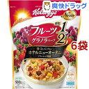 ケロッグ フルーツグラノラハーフ(500g*6袋セット)【ケ...