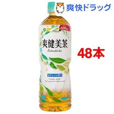 爽健美茶(600mL*48本入)【爽健美茶】【送料無料】