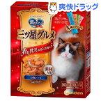銀のスプーン 三ツ星グルメ 全猫用 お魚レシピに贅沢素材 4種のアソート(20g*10袋入)【d_ucc】【銀のスプーン】