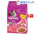 カルカン ドライ まぐろと野菜味(1.6kg*6コセット)【カルカン(kal kan)】【送料無料】
