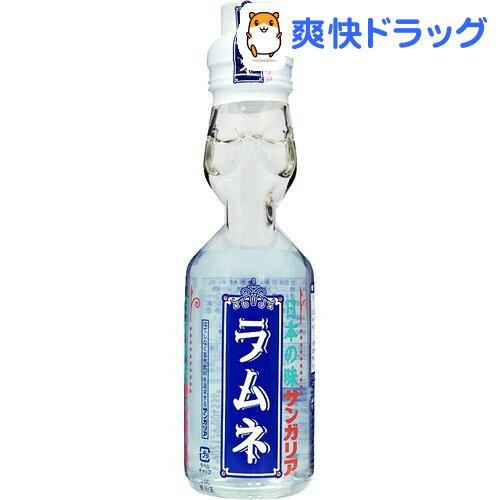 サンガリア 日本の味 ラムネ瓶(200mL*30本入)