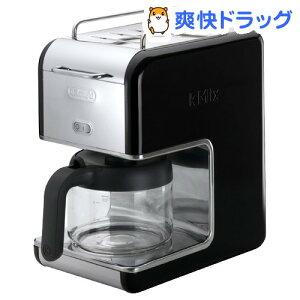 デロンギ ドリップコーヒーメーカー ペッパーコーン CMB6-BK / デロンギ☆送料無料☆デロンギ ...