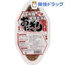 コジマフーズ 有機発芽玄米おにぎり 小豆(90g*2コ入)