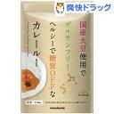ダイズラボ 大豆粉のカレールー(120g)【マルコメ ダイズ