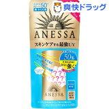 【企画品】資生堂 アネッサ パーフェクトUV スキンケアミルク ミニ 1(20mL)