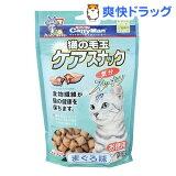 キャティーマン 猫の毛玉ケアスナック まぐろ味(130g)【キャティーマン】