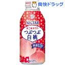 【訳あり】不二家ネクター ピーチ ボトル缶(380g*24本)【ネクター】【送料無料】
