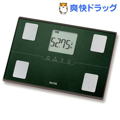 タニタ 体組成計 メタリックグリーン BC-315(1台)【タニタ(TANITA)】【送料無料】