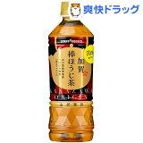 加賀棒ほうじ茶(500mL*24本入)