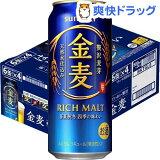 サントリー 金麦(500ml*24本入)【金麦】[新ジャンル・ビール]