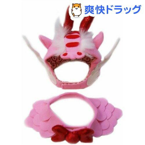 キャットプリン 燃えるピンクドラゴンにゃんセット(1枚入)【送料無料】