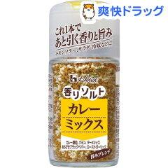 ハウス 香りソルト カレーミックス(46g)【ハウス】