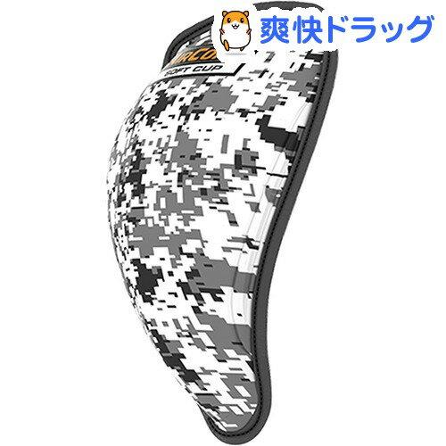 ショックドクター エアコアカップ ホワイトカモ L 208(1コ入)【ショックドクター】